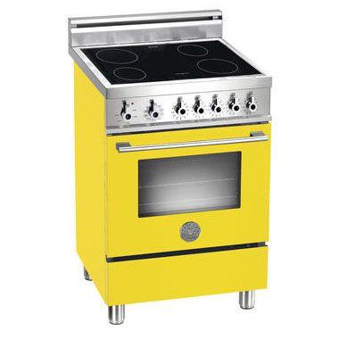 Bertazzoni Cucina Cm. 60 Giallo SERIE PROFESSIONAL X60 IND MFE GI 2364euro