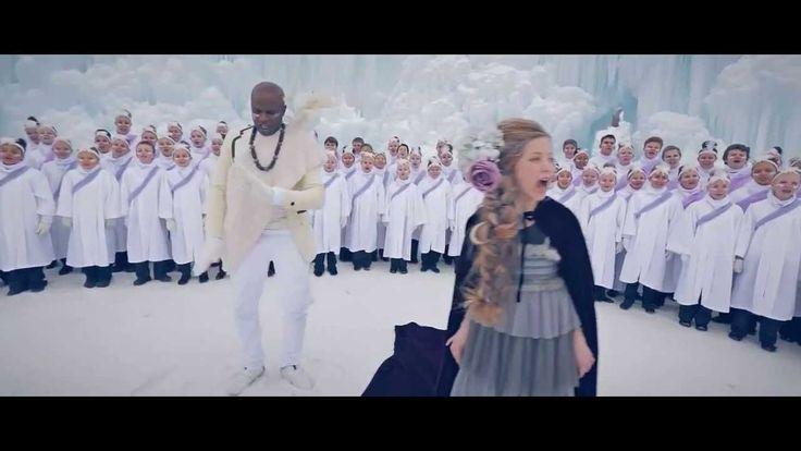 Let It Go   Frozen   Alex Boyé Africanized Tribal Cover Ft  One Voice Ch...Amazing!!