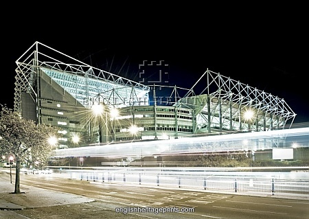 St James' Park - Newcastle upon Tyne