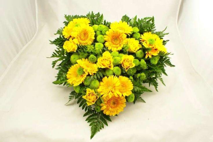 Composizioni floreali per la laurea - Fiori gialli per la laurea