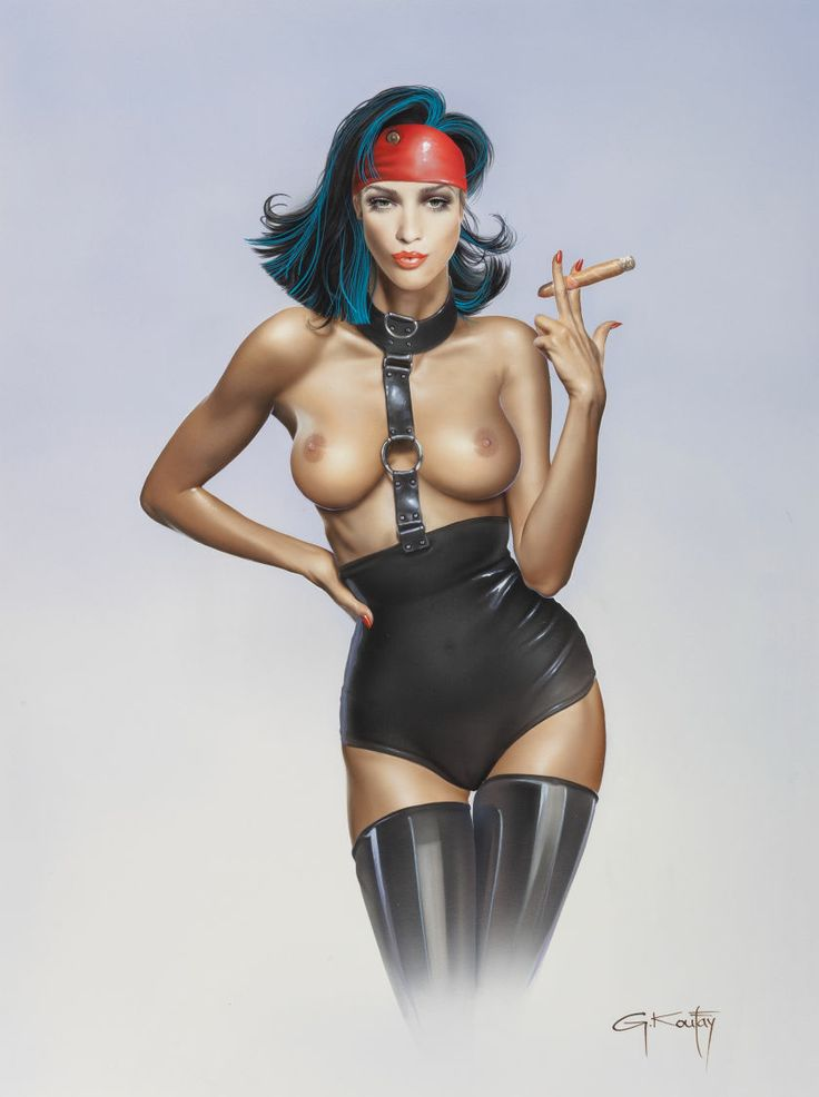 Burlesque Pin Up Girl Porn - by Gennadiy Koufay. Find this Pin and more on Pin up girls ...