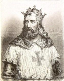 La Primera Cruzada (1096 - 1100): la lucha por Tierra Santa | Mundo Historia  Godofredo de Bouillin, duque de la Baja Lorena