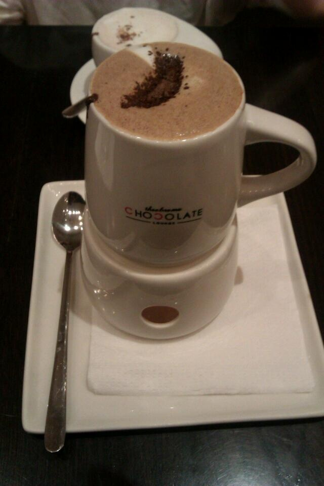 Belgium chocolate mocha