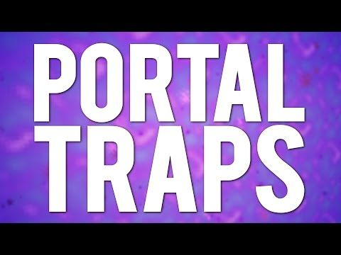 Minecraft: 5 Simple Nether Portal Traps