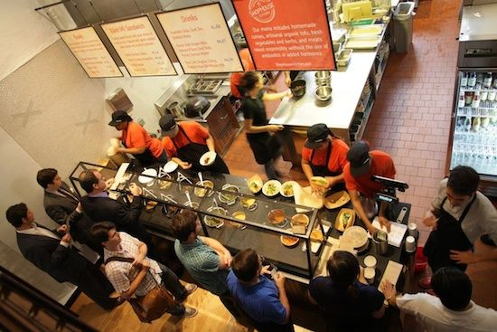 Chipotle's ShopHouse Concept. Southeast Asian food. I see the next trend being focused on Asian flavors. Korean is something that is not well known and not mainstream. I plan on changing that.