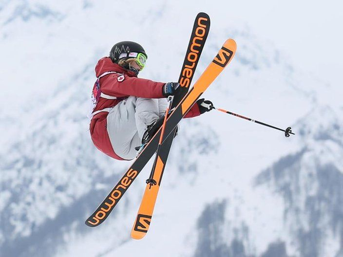 Dara Howell (Canadian) Gold Medalist - Women's Slopestyle Freestyle Skiing