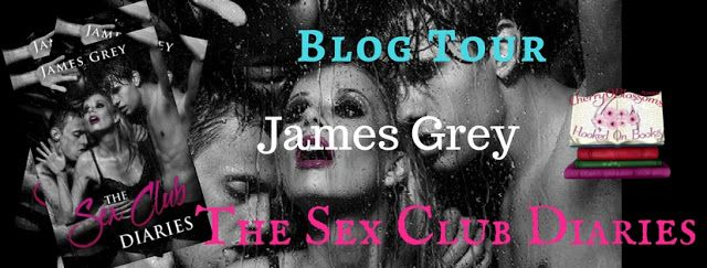 Blog Tour - James Grey - The Sex Club Diaries    Blog Tour - James Grey - The Sex Club Diaries    Author - James Grey Book - The Sex Club Diaries Event Date - 12th - 19th February Hosted by Hooked on books & Cherry0Blossoms Promotions  Have you ever wondered what goes on behind closed doors at those parties?  The salacious ones people never speak about? Based on real events  The Sex Club Diaries reveals the answers by taking you into a series of swinger venues around the world.  Brace…