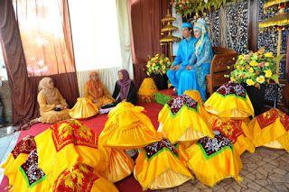 WARUNG BAHASA: Perilaku Adat Masyarakat Aceh: Upacara Perkawinan