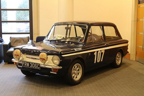 Hillman Imp  Monte Carlo Rally