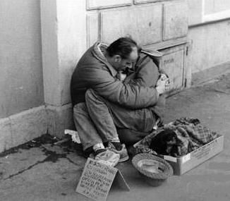 """""""Lost Everything"""", We need some help, but understand we still have everything we need that matters....because a wise man knows all you really need is love...it quenches a hunger nothing else can..."""