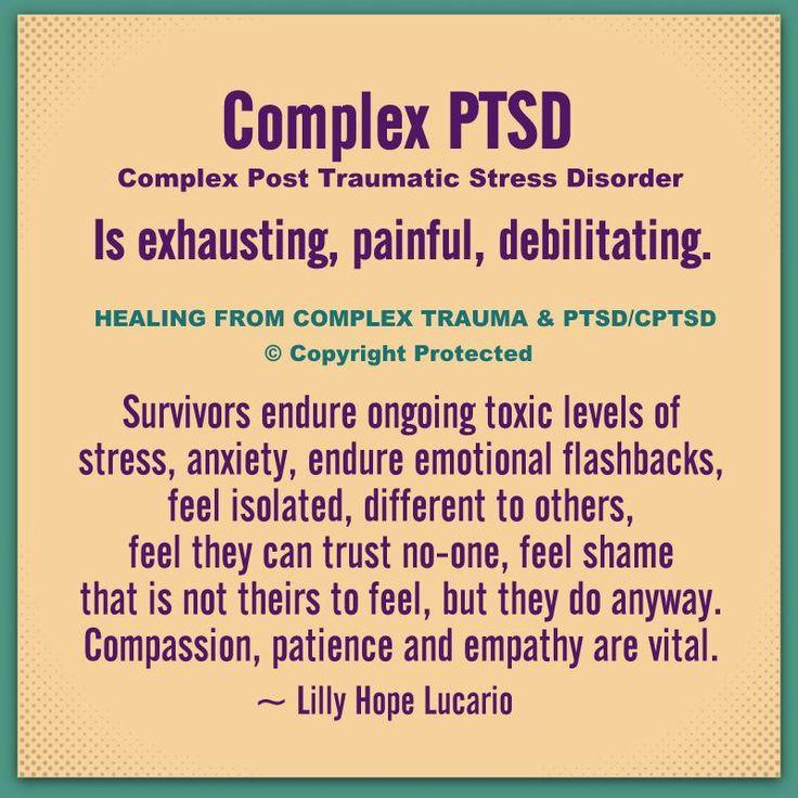 Healing Complex PTSD (@HealingCPTSD) | Twitter