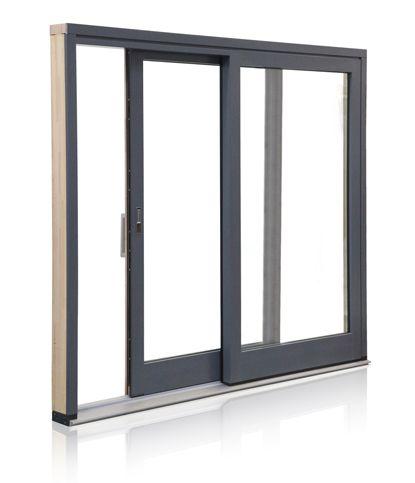 Extension - Door - Munster Joinery - AluClad - EcoClad Sliding Patio
