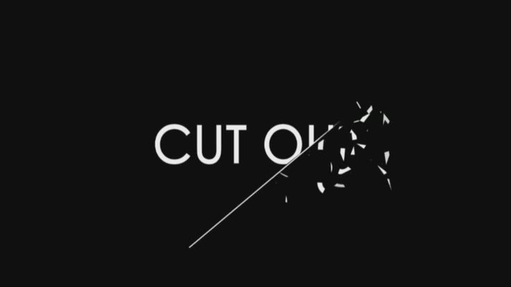 After Effects - Cut Out Text with Pixel Polly