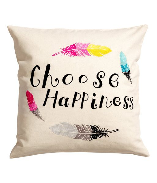 Cotton cushion cover - from H&M - H&M - InStores