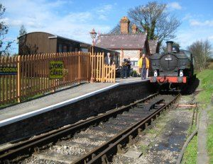 Some Early Lines – Chinnor and Princes Risborough Railway