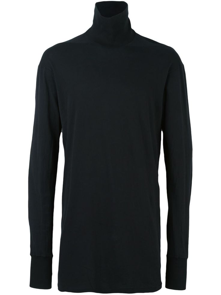 11 By Boris Bidjan Saberi roll neck sweater