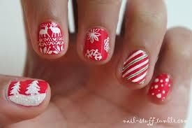 Chtistmas nails