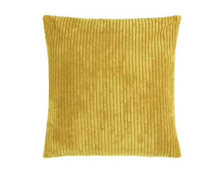 C8367 - Accent cushion 17.5'' x 17.5'' - Yellow