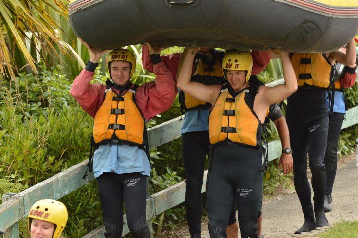 #Kaitiaki #rafting #rotorua #raft #backpacking #strong