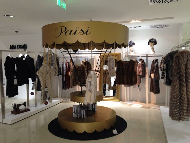 Paisi furs are available now also in Victoria 46, Calea Dorobantilor, 126-130, Bucharest, Romania