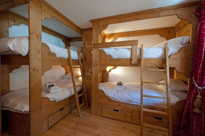 3 Bedroom family chalet style apartment in Verbier