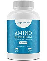 AMINO SPEKTRUM – 320 Tabletten vegan   Hochdosiert…