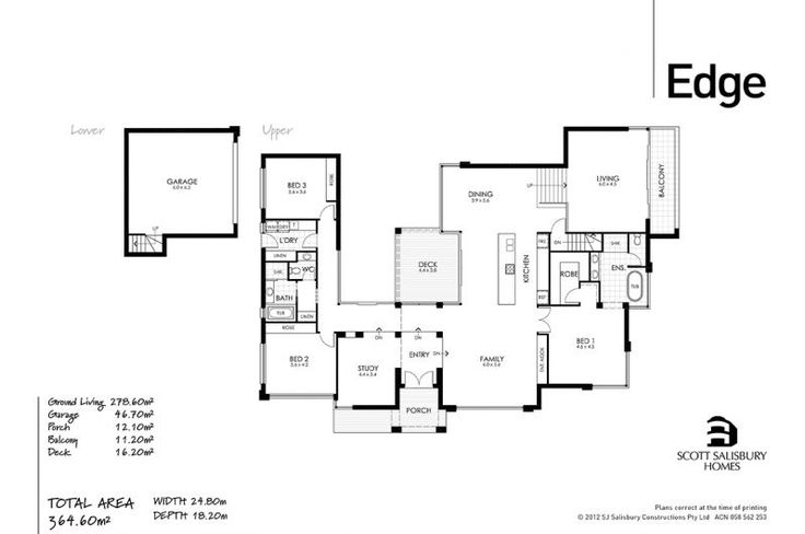 edge scott salisbury homes floor plans pinterest