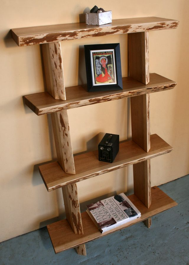 22 Best Natural Live Edge Shelving Images On Pinterest