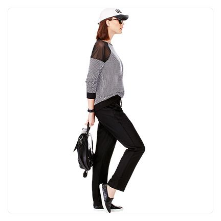1000 Images About Slouchy Soft Pants On Pinterest