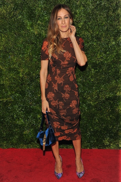 Sarah Jessica Parker, Jenna Lyons and More Bring Their A-Game to the Premiere of New Vogue Documentary: Sarah Jessica Parker