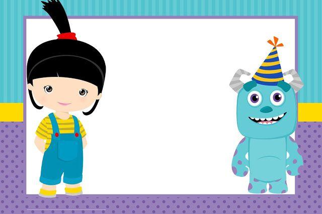Bezpłatne zaproszenia na imprezę dla dzieci - Corner blog