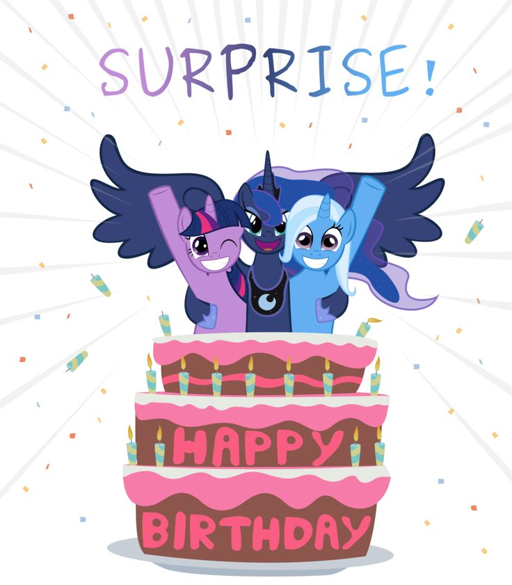 My Little Pony Friendship Is Magic Brony Birthday Party