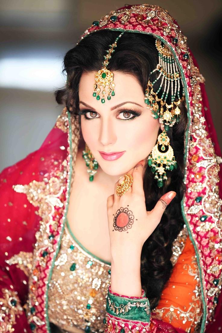 Pakistani Bride Indian Bridal Jewellery & Accesories