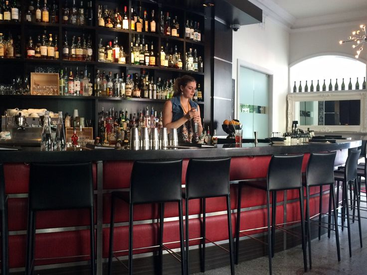 Uva Wine & Cocktail bar and the 2015 #vanmag #award winning #bartender Lauren Mote was the first stop on Dean's #epic birthday crawl. http://bit.ly/1SpE8bs