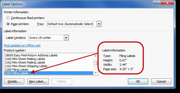 Labels Template For Microsoft Word from i.pinimg.com