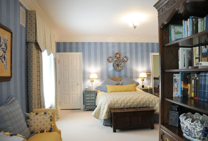 Bedroom suite renovation with beautiful use of yellow and for Bedroom renovation inspiration