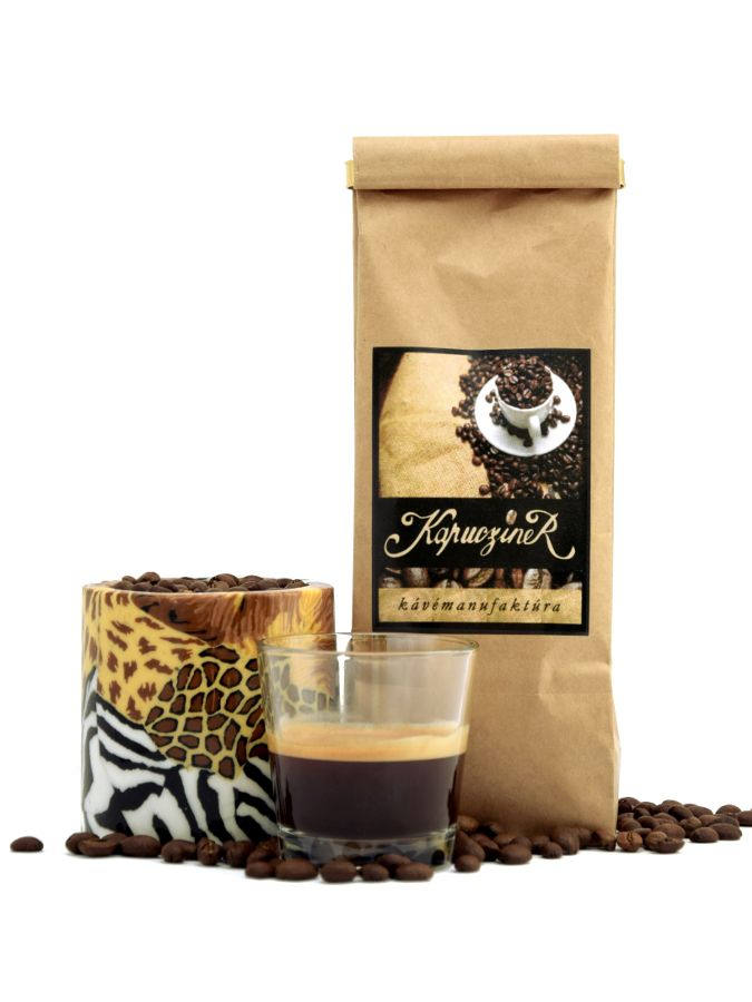 Kapucziner Coffee Roasting Manufacturre Zambia Buni - Africa Single origin arabica coffee