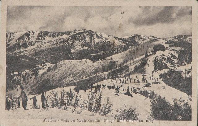 vintage winter postcard