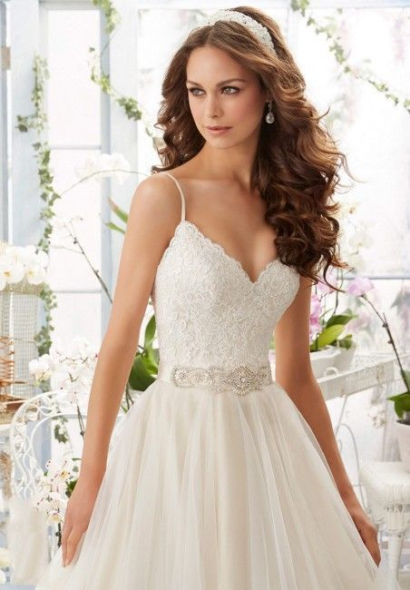 Mori Lee 5416 Wedding Dress – #Dress #Lee #mollige…