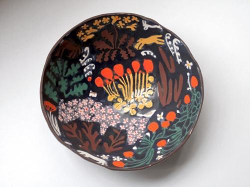 Laura Carlin, ceramic bowl