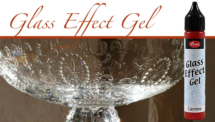 Glass Effect Gel: product for glass