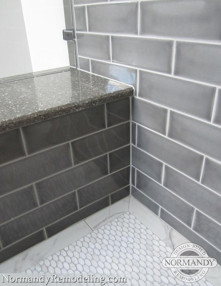 Gray Bathroom Ideas Gray Subway Tile .