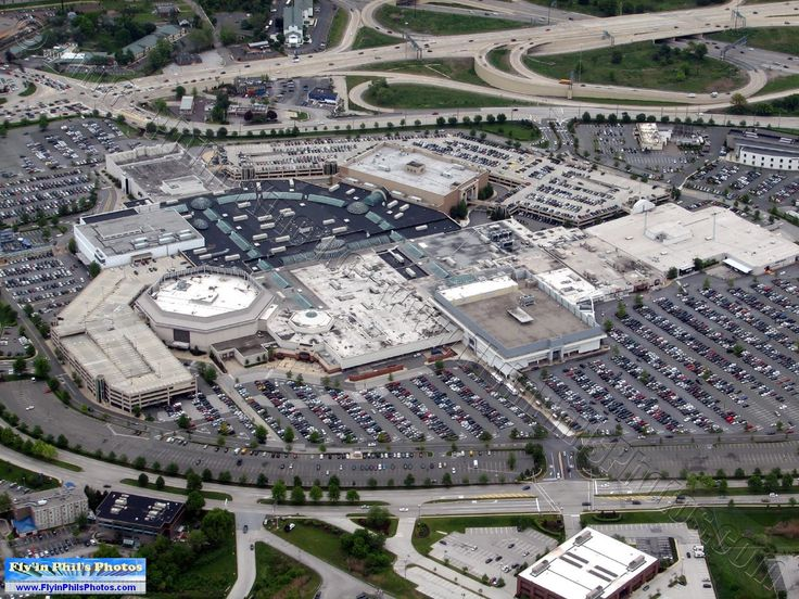 THE KING OF PRUSSIA MALL is the largest in the US, by one metric. 20 miles west of Philly via 202, 76, or turnpike 276. 160 N Gulph Rd, King of Prussia.