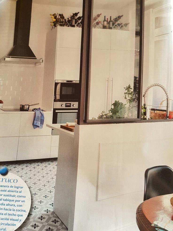 Mejores 23 imágenes de cocinas en Pinterest | Cocina pequeña ...