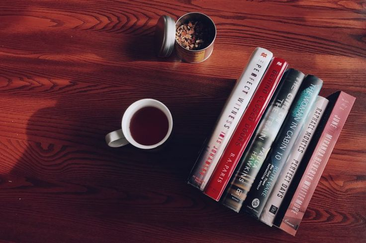 If You Like The Fall, You'll Enjoy These Books | Darcy's Book Blog