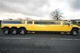 The Yellow Hummer H2 Super Stretch- got this booked!!!