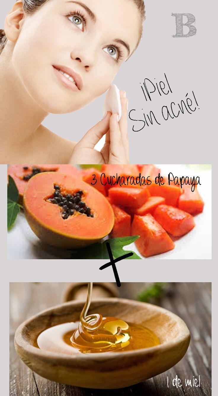 ¿Quiere tener una piel muy limpia y reluciente? pues prueba esta mascarilla y tu piel te lo agradecerá. #EstilodeVIdaBlogazzine #Mascarilla #skin #rostro #piel