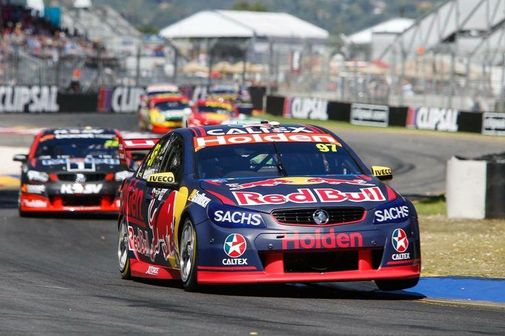 RBHRT - Shane Van Gisbergen 2017 Clipsal 500 Adelaide SA
