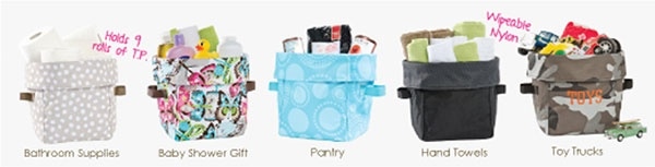 Thirty One has amazing prints this season!  I'm placing an order and will ship to you for free if you want anything :)  www.MyThirtyOne.com/JennieL