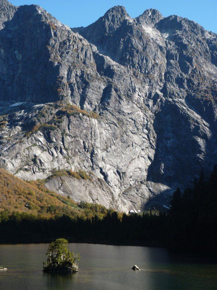 Parque Tagua Tagua .Paredes de granito y cumbres sin ascensiones son parte de este sorprendente rincón de Chile.